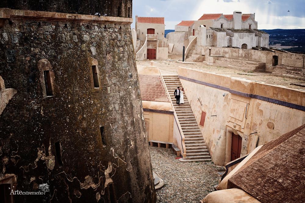 Boda en Badajoz, los Cañizos por Arteextremeño