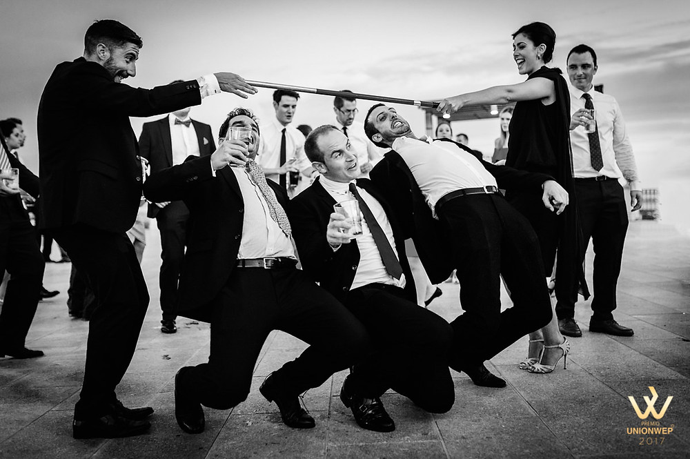 Mejor foto de bodas 2017 - Unionwep