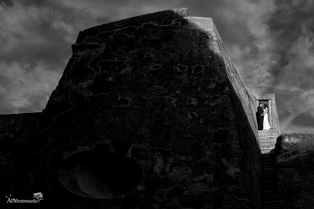 Boda en Las Bóvedas por Arteextremeño