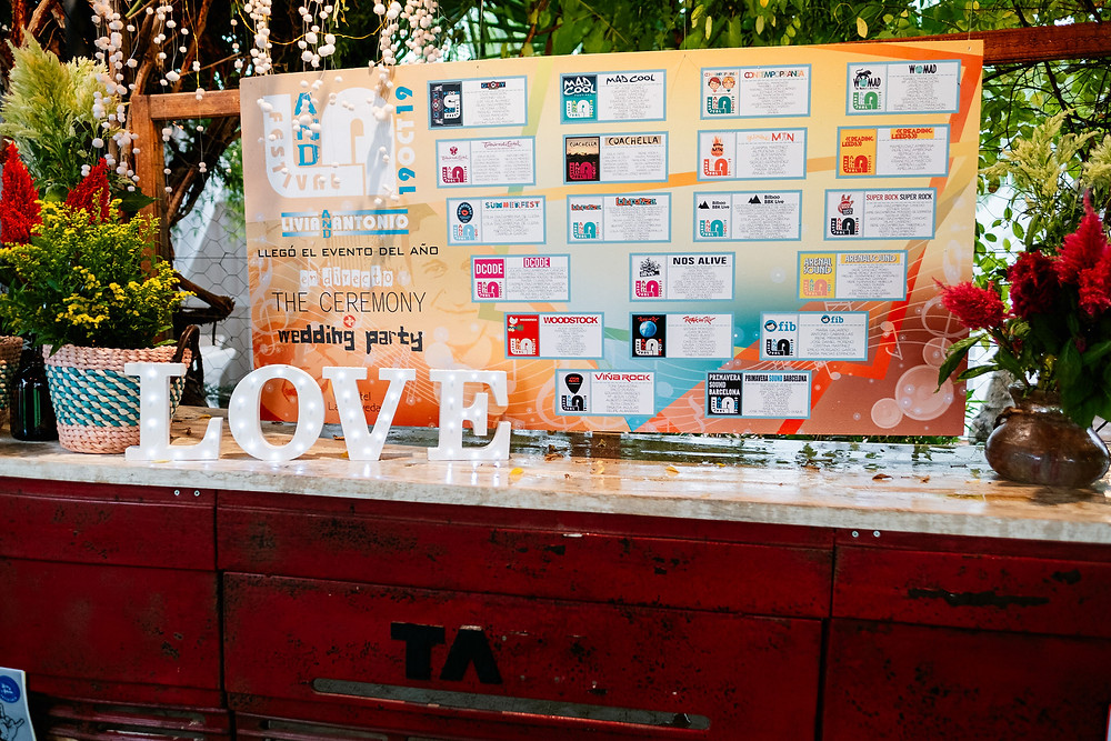 Boda en Badajoz, Las Bovedas por Arteextremeño