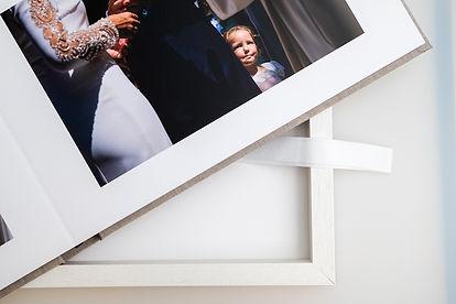 Album de fotos de boda