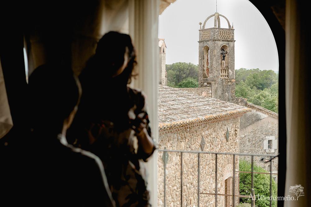 Boda en Castell d'Empordà, Girona. Por Arteextremeño