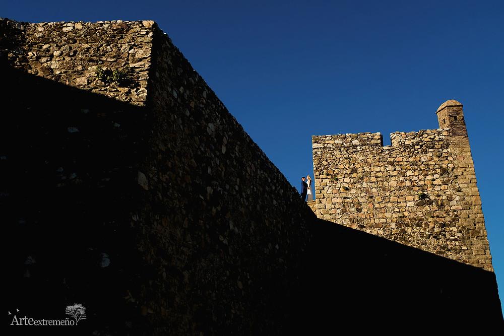 Boda en tiro pichón, Badajoz por Arteextremeño.