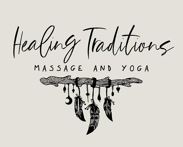 Healing Traditions Massage and Yoga Logo