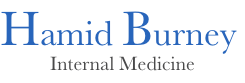 Hamid Burney Internal medicine