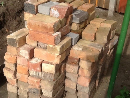 Brick sales are running at their highest levels for 10 years