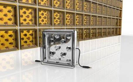 New Bricks to Capture Solar Energy