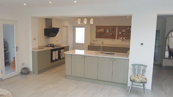 Hertfordshire Home Extension
