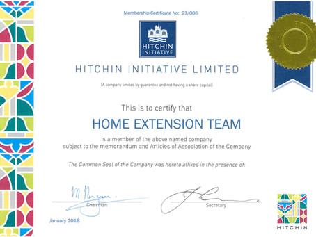 Hitchin Initiative Scheme