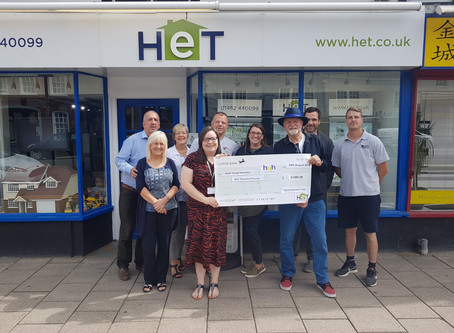 HET Support Herts Young Homeless