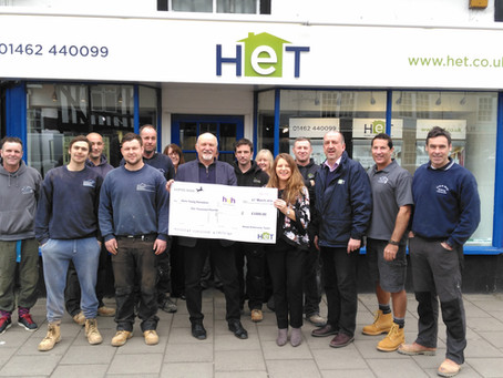HET Support Herts Young and Homeless