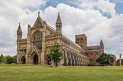 St Albans: 'Not too big, not too small.'
