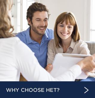 Why Choose HET