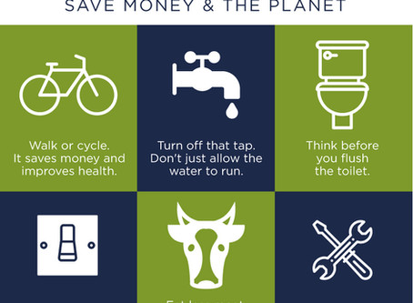 Eco Tips from HET
