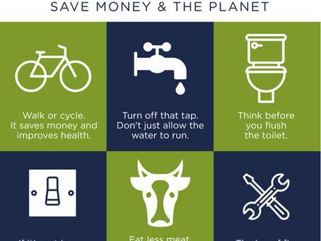 Eco Tips from HET