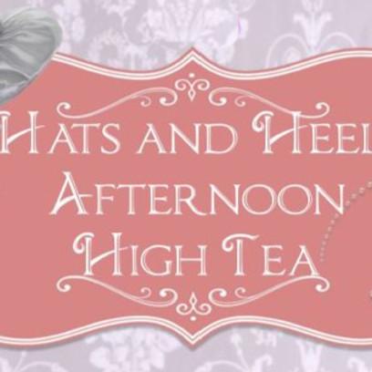 Hats and Heels Afternoon High Tea