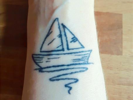 Notes from an empath:  Calm seas never
