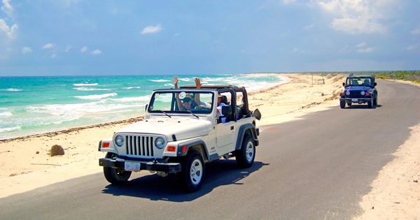 JEEP OR BUGGY TOUR (5 hours)