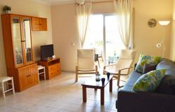 Open plan living / dining room