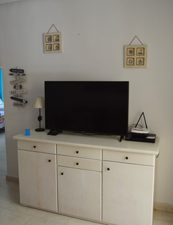 TV and internet included