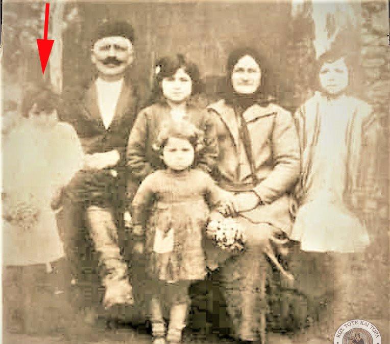 Κως 1928. Οικογένεια Σαρρή