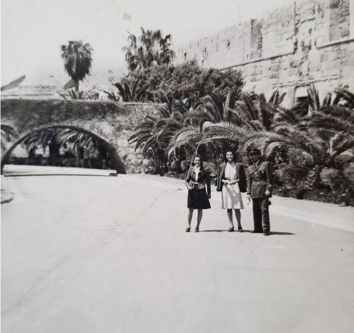 Κως. Λεωφόρος των φοινίκων 1938