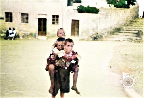 ΚΩΣ. Η ΠΛΑΤΕΙΑ ΡΗΓΑ ΦΕΡΑΙΟΥ ΣΤΟ ΛΙΜΑΝΙ ΤΟ 1936