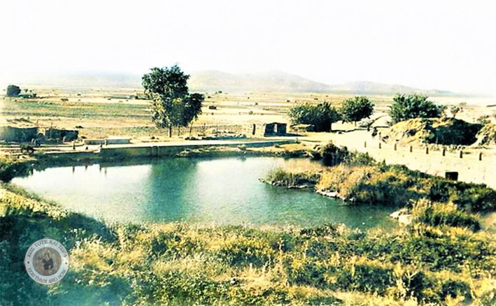 Η λίμνη του Πυλιού