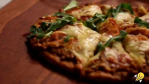 Pizza Recipe for honestbee