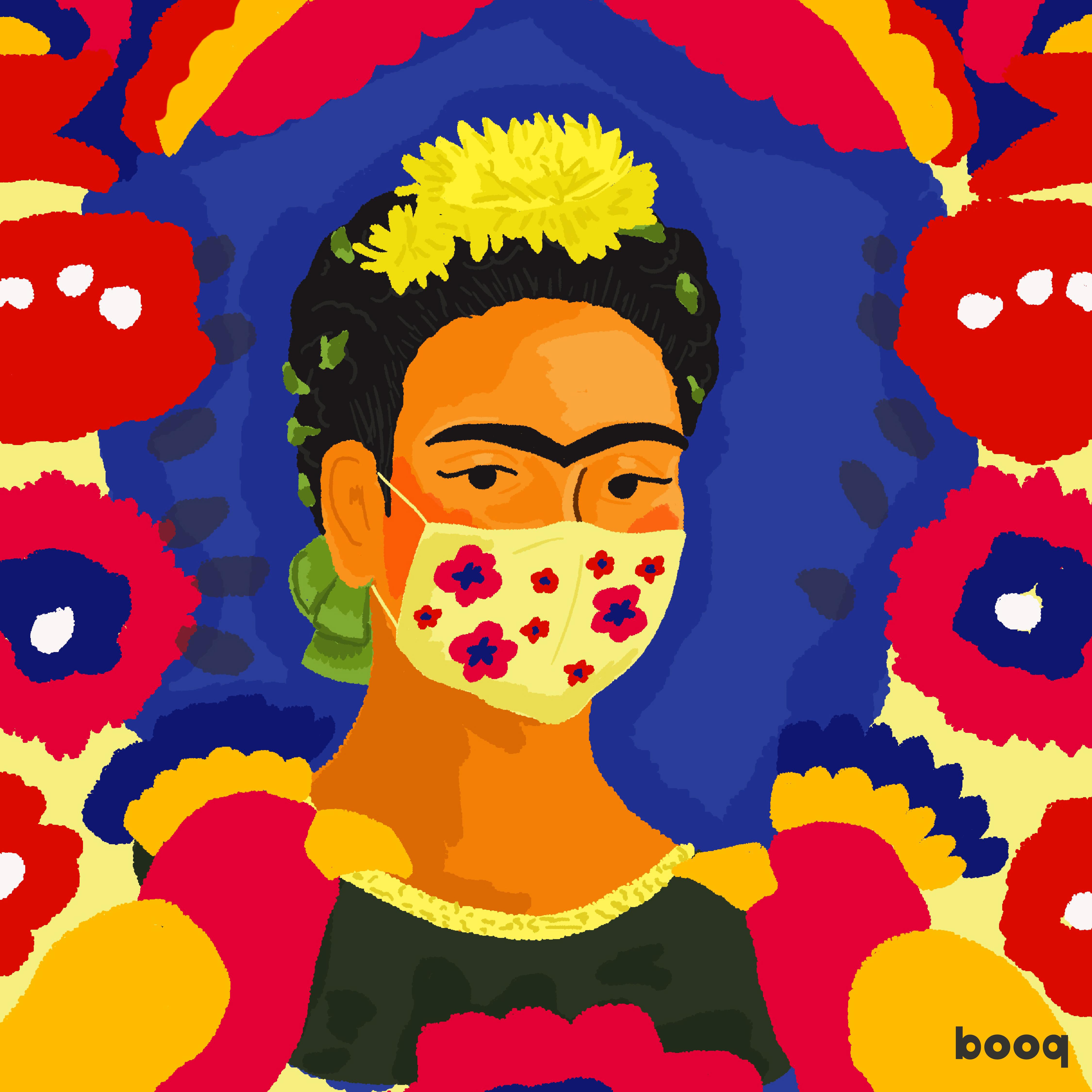 Frida Kahlo-booq-veronicalinti