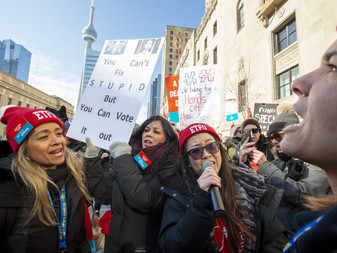 Ontarians fed up with teachers' strikes: Poll