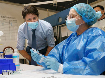 Majority of Ontarians give Canada 'poor' marks for vaccine rollout, poll finds