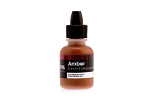 "NEW PM Colors Пигменты для бровей - ""Amber"""