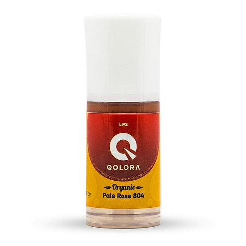 QOLORA ORGANIC 804 Pale Rose (губы)