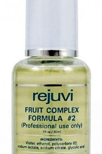 Rejuvi Fruit Complex Formula #2