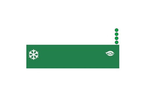 "NPM Russia Пигмент Eyeliner & Effect - ""Green"""