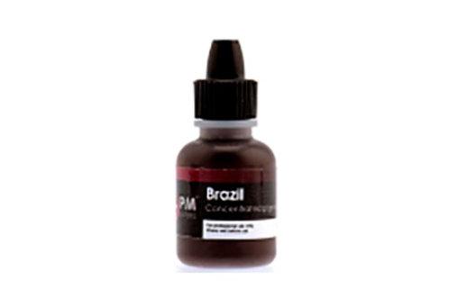 "NEW PM Colors Пигменты для бровей - ""Brazil"""