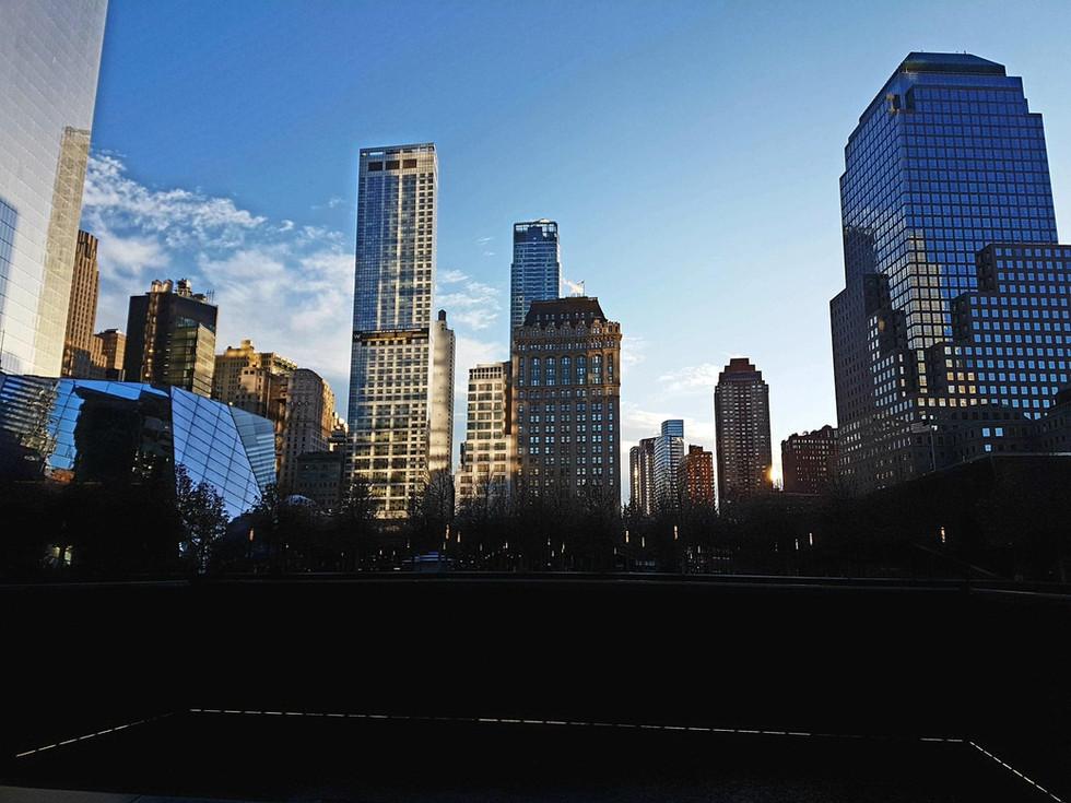 New York, New Year's