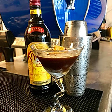 We have Coffee Cocktails!
