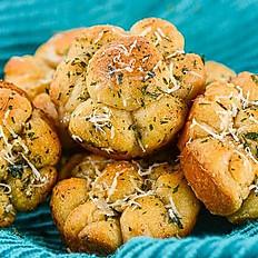 Parmesan Garlic Herb Monkey Bread