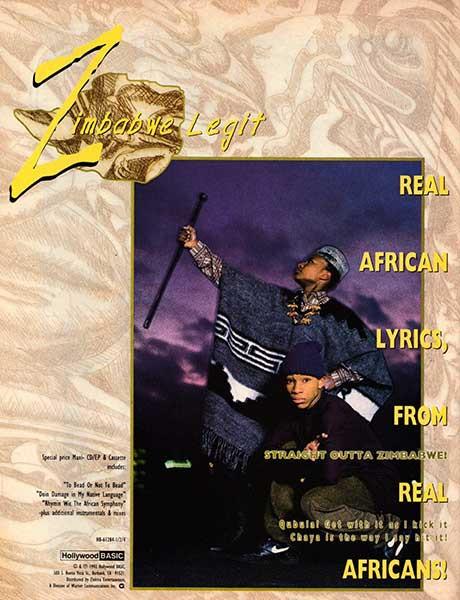 Zimbabwe Legit Flyer