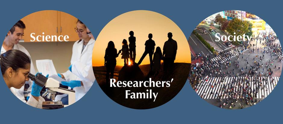 研究者と家族を支援する - NPO法人ケイロン・イニシアチブの新たな取り組み