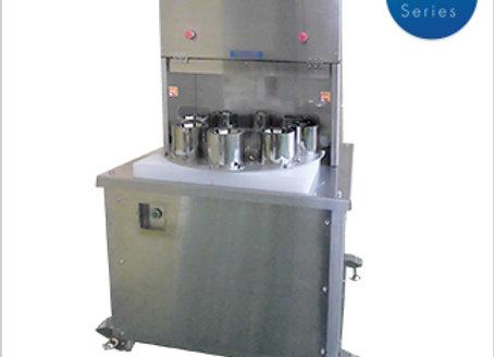 Air-Turntable Cutter (에어 연속 분할기)