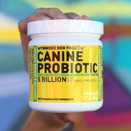 Wynwood Dog Food Co. Canine Probiotic