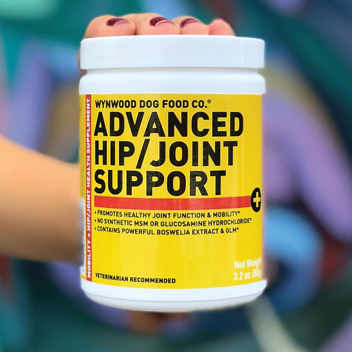 Wynwood Dog Food Co. Advanced Hip/Joint Support