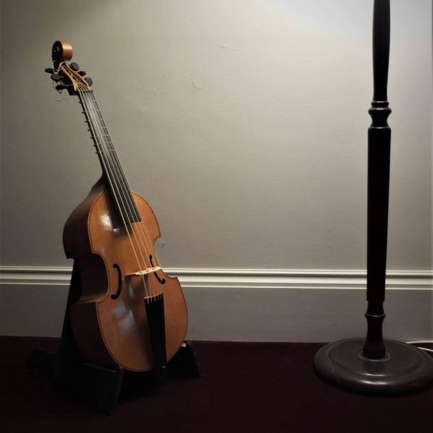 Viola Da Gamba