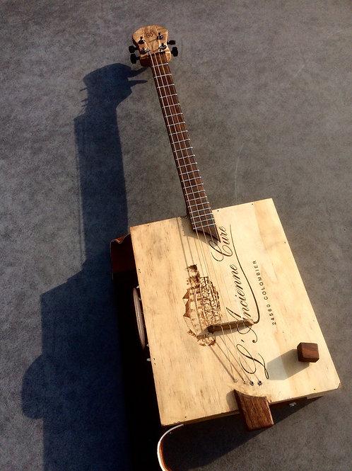 Premium Wine Box Guitar