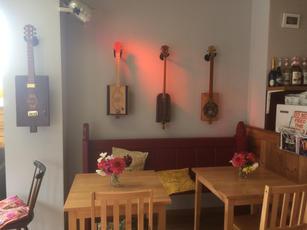 Cwtch Coffee Exhibition