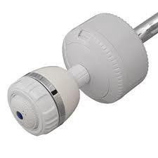 Tyent Shower LUX2 White w/ Massage Head