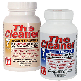 Century Systems the cleaner men women 7 day ultimate body detox